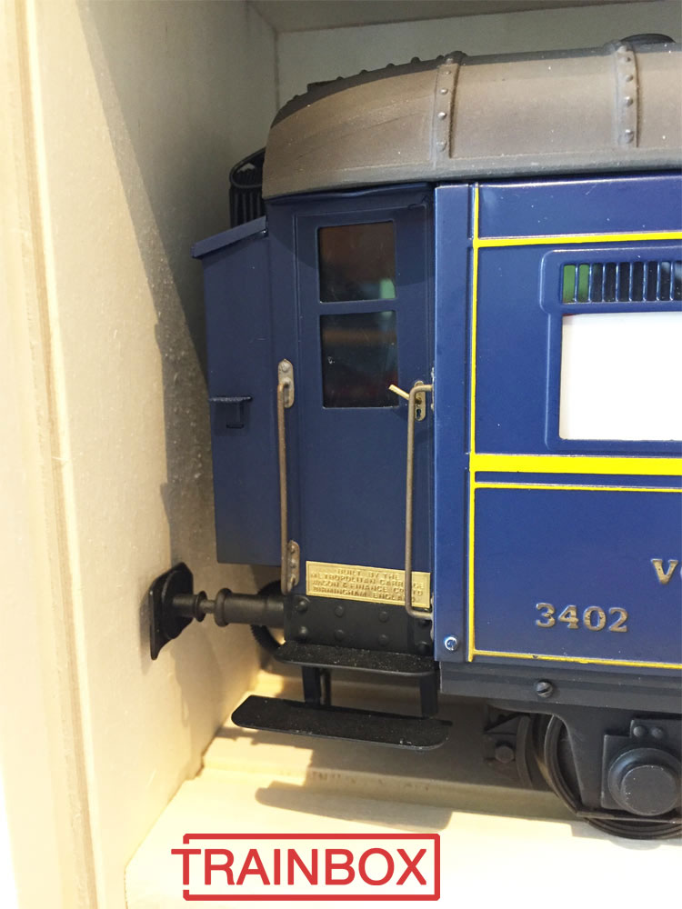Transportbox Personenwagen Spur 1