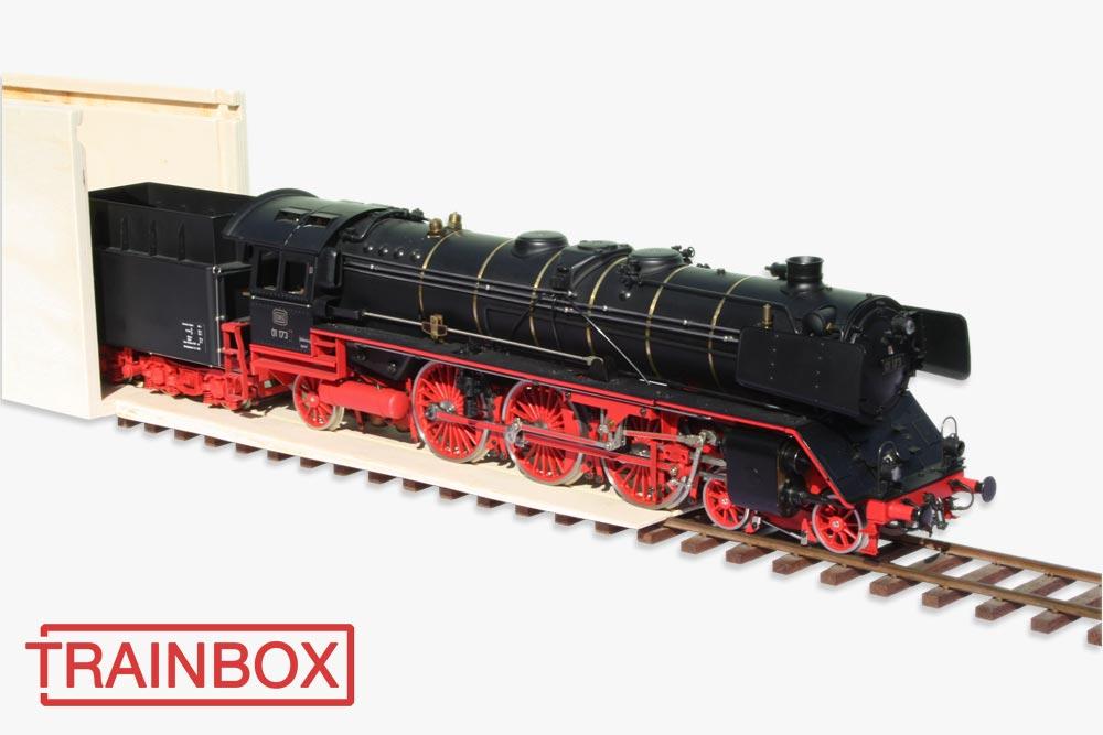 Auffahrrampe Lokkiste Spur 0 Trainbox