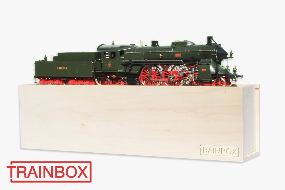 Lokkiste Spur 1 70cm Trainbox