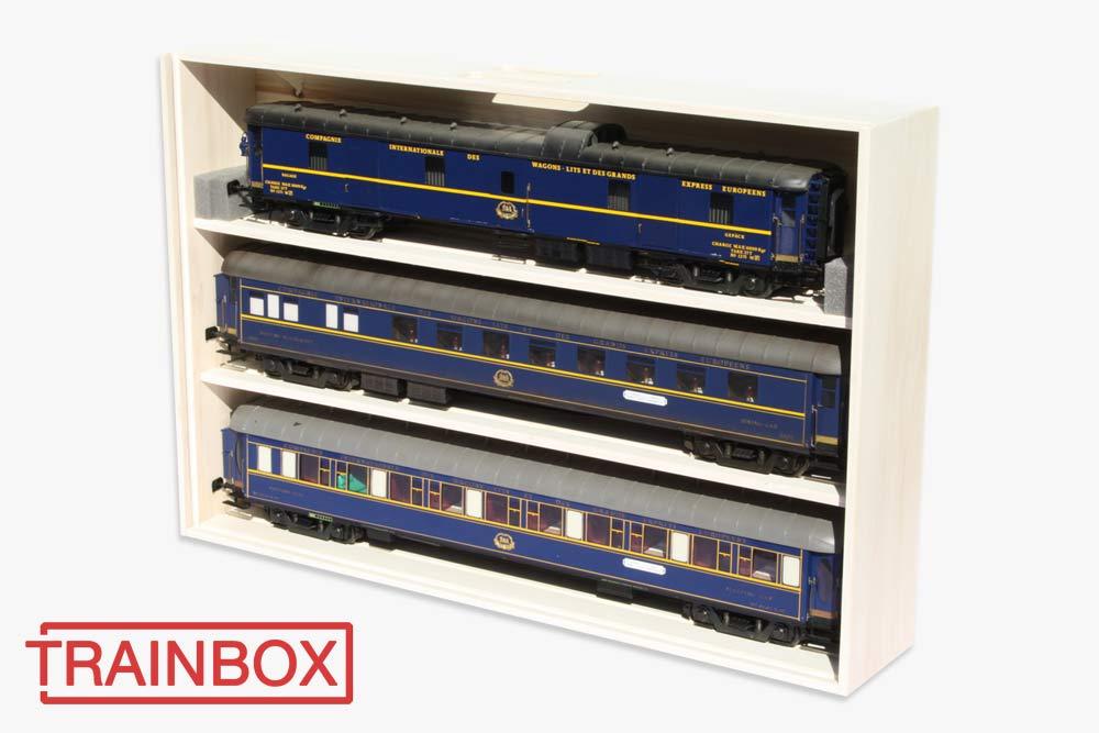 Wagenkiste Spur 1 75cm Trainbox