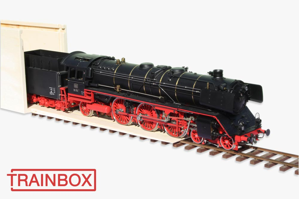 Access ramp loco box gauge 0 Trainbox