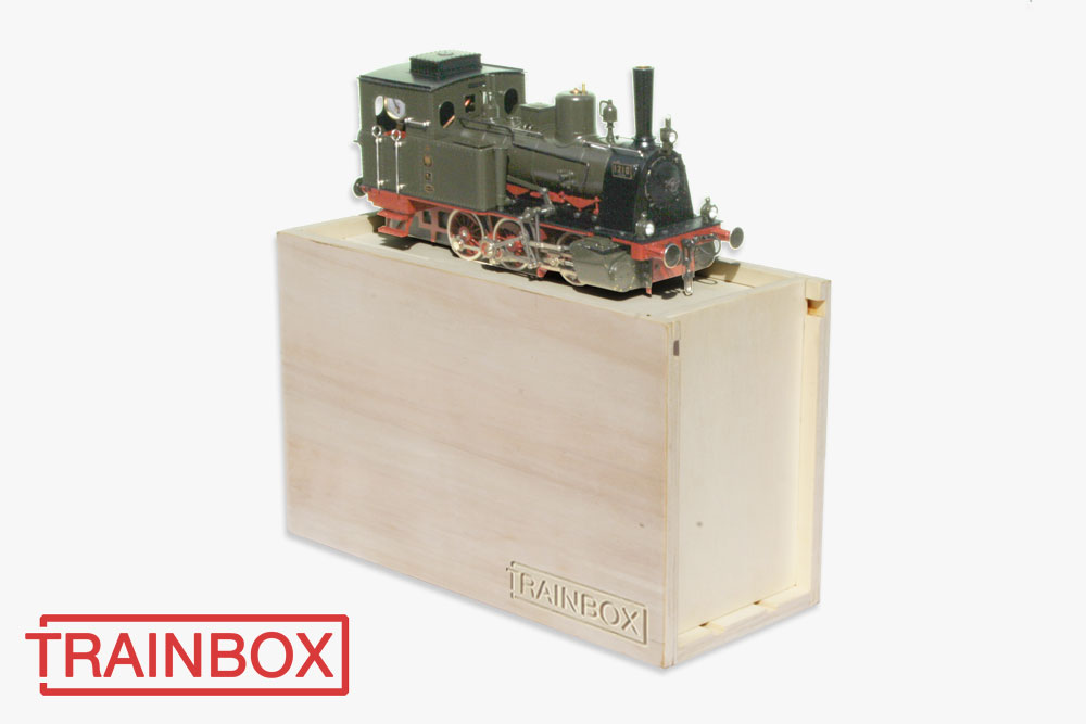 Loco Box Gauge 1 30cm Trainbox