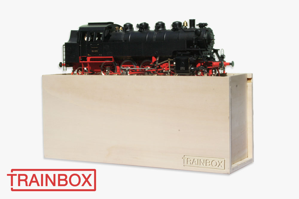 Loco Box Gauge 1 45cm Trainbox