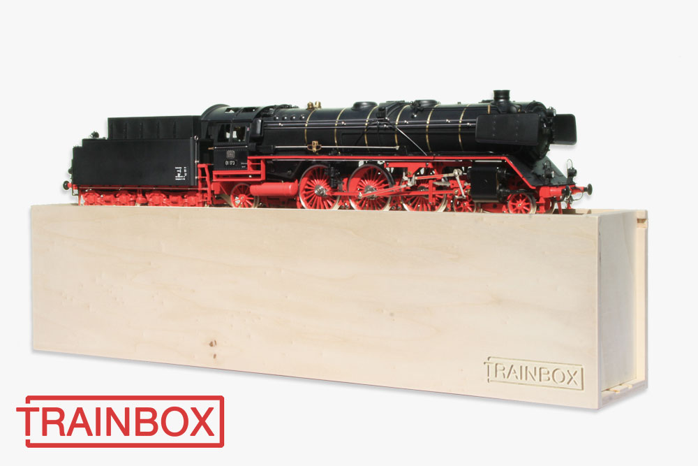 Loco Box Gauge 1 80cm Trainbox