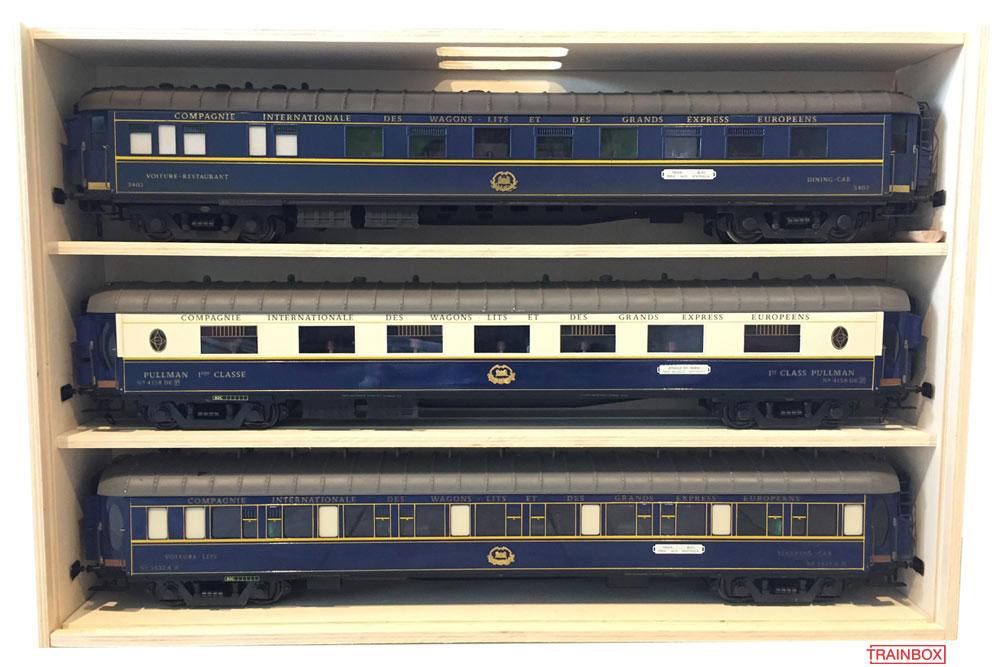 Transport box car box gauge 1 gauge G LGB