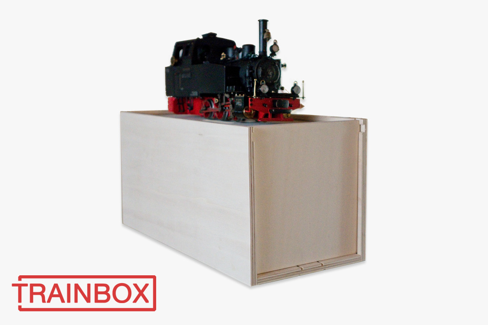 Loco box G Scale Regner Live Steam
